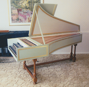18c French_Double_Harpsichord